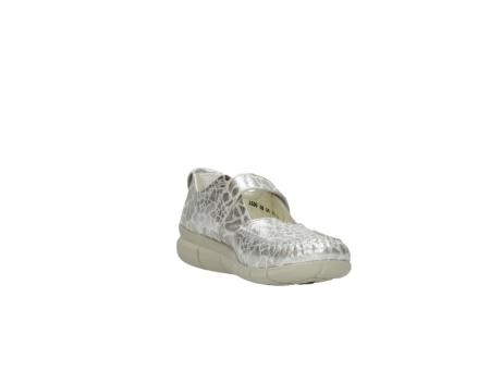 wolky mocassins 1500 yukon 962 girafprint metallic leer_17