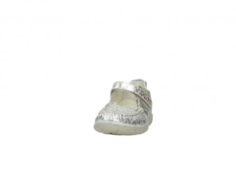 wolky mocassins 1500 yukon 962 girafprint metallic leer_20