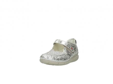 wolky mocassins 1500 yukon 962 girafprint metallic leer_21