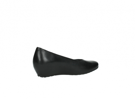 wolky court shoes 01910 capella 20000 black leather_11