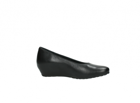 wolky court shoes 01910 capella 20000 black leather_14