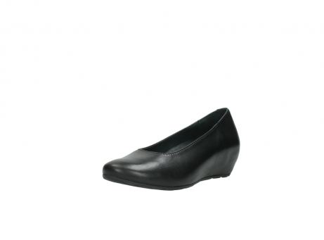 wolky pumps 01910 capella 20000 zwart leer_22
