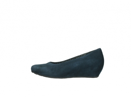 wolky pumps 01910 capella 40800 blauw suede_1