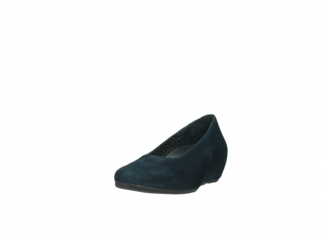 wolky pumps 01910 capella 40800 blauw suede_21