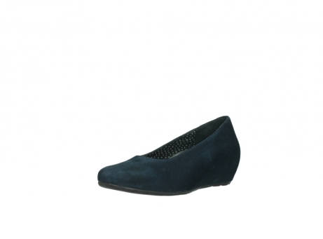 wolky pumps 01910 capella 40800 blauw suede_22