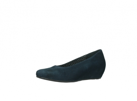 wolky pumps 01910 capella 40800 blauw suede_23