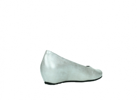 wolky court shoes 01910 capella 90190 pearl metallic leather_10