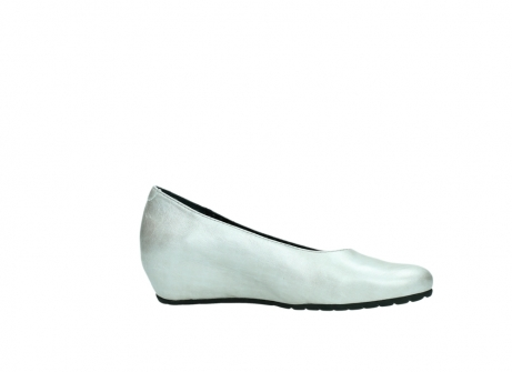 wolky court shoes 01910 capella 90190 pearl metallic leather_14