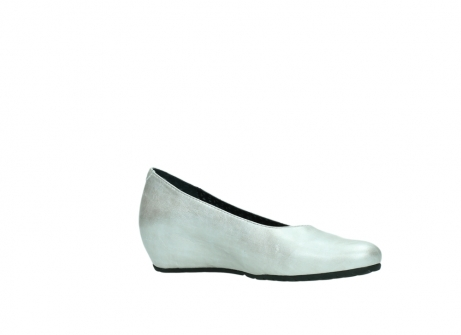 wolky court shoes 01910 capella 90190 pearl metallic leather_15