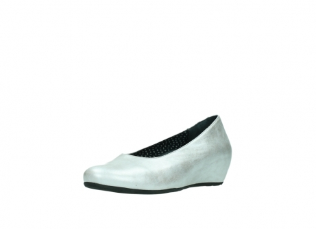 wolky court shoes 01910 capella 90190 pearl metallic leather_22