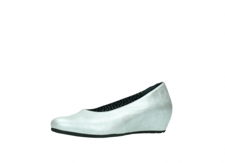 wolky court shoes 01910 capella 90190 pearl metallic leather_23