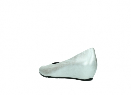 wolky court shoes 01910 capella 90190 pearl metallic leather_4