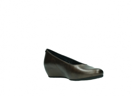 wolky pumps 01910 capella 90330 koper metallic leer_16