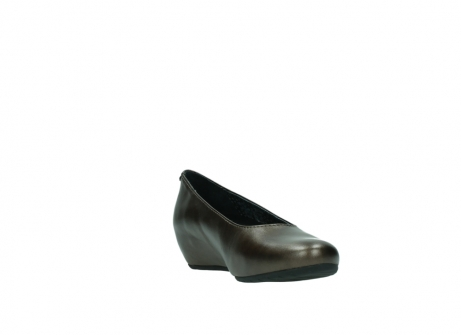 wolky pumps 01910 capella 90330 koper metallic leer_17