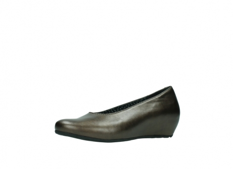 wolky pumps 01910 capella 90330 koper metallic leer_23