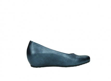 wolky court shoes 01910 capella 90800 blue metallic leather_12