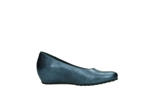 wolky court shoes 01910 capella 90800 blue metallic leather_14
