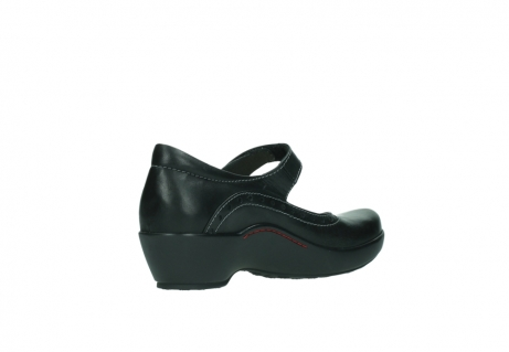 wolky court shoes 03450 sud 50000 black leather_10