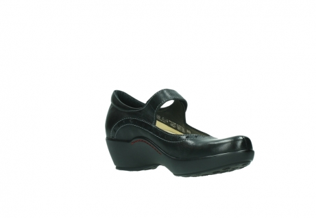 wolky court shoes 03450 sud 50000 black leather_16