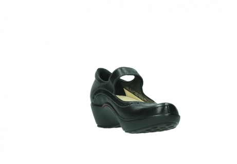 wolky court shoes 03450 sud 50000 black leather_17