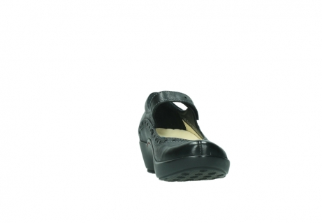 wolky court shoes 03450 sud 50000 black leather_18