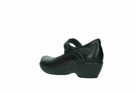 wolky court shoes 03450 sud 50000 black leather_4