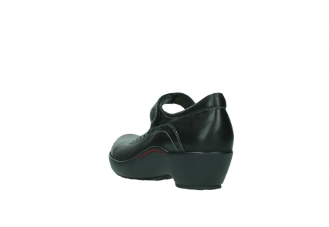 wolky court shoes 03450 sud 50000 black leather_5