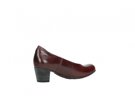 wolky pumps 03753 rumba 30510 bordeaux leer_11