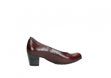wolky pumps 03753 rumba 30510 bordeaux leer_12