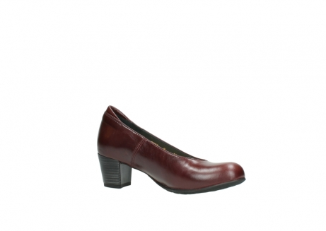 wolky pumps 03753 rumba 30510 bordeaux leer_15