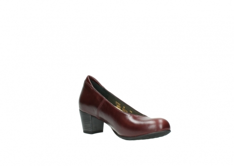 wolky pumps 03753 rumba 30510 bordeaux leer_16