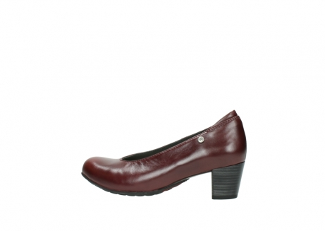 wolky pumps 03753 rumba 30510 bordeaux leer_2