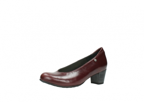 wolky pumps 03753 rumba 30510 bordeaux leer_23