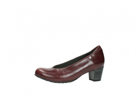 wolky pumps 03753 rumba 30510 bordeaux leer_24