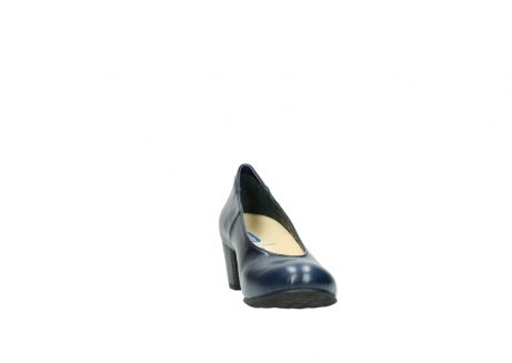 wolky court shoes 03753 rumba 30800 dark blue leather_18