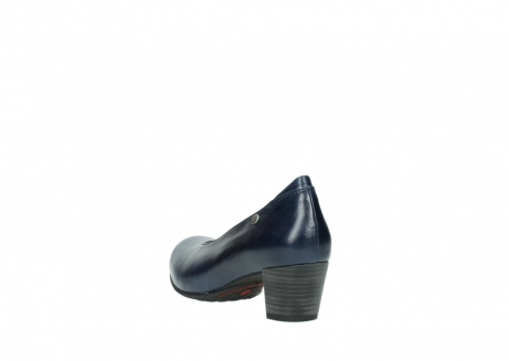 wolky court shoes 03753 rumba 30800 dark blue leather_5