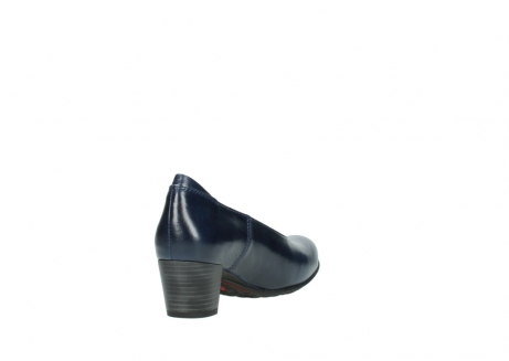wolky court shoes 03753 rumba 30800 dark blue leather_9