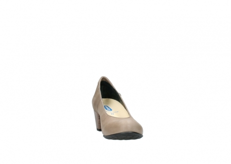 wolky pumps 03753 rumba 80150 taupe leer_18