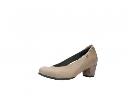 wolky pumps 03753 rumba 80150 taupe leer_23