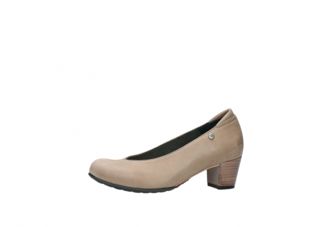 wolky pumps 03753 rumba 80150 taupe leer_24