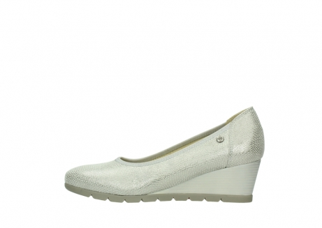 wolky court shoes 04665 ocean 20120 off white silver printed leather_1