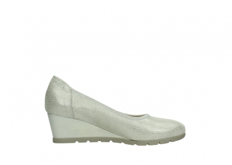 wolky court shoes 04665 ocean 20120 off white silver printed leather_13