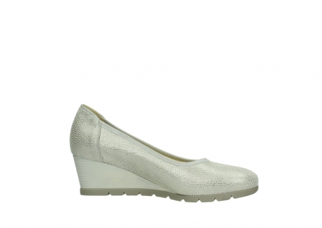 wolky court shoes 04665 ocean 20120 off white silver printed leather_14