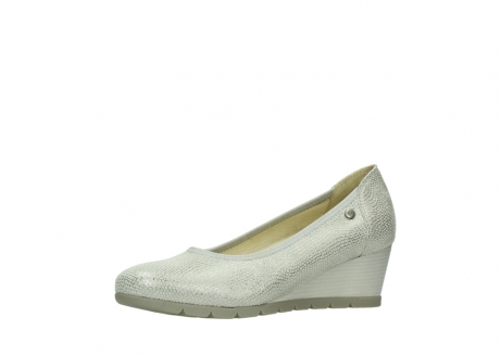 wolky court shoes 04665 ocean 20120 off white silver printed leather_23