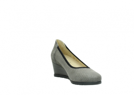 wolky pumps 04665 ocean 90153 taupe geprint suede_17