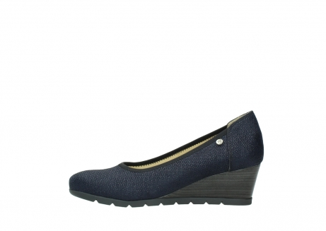 wolky court shoes 04665 ocean 90803 blue printede suede_1