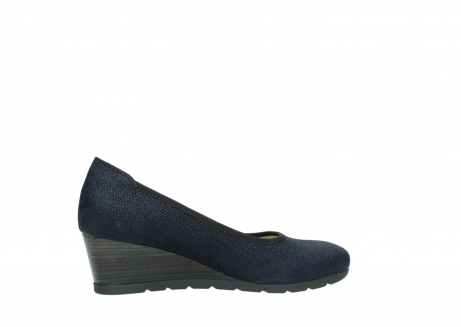 wolky court shoes 04665 ocean 90803 blue printed suede_12