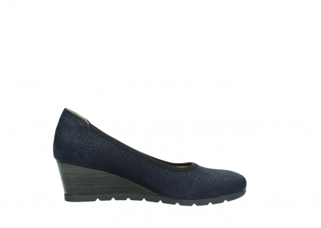 wolky court shoes 04665 ocean 90803 blue printede suede_13
