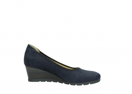 wolky court shoes 04665 ocean 90803 blue printede suede_14