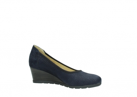 wolky court shoes 04665 ocean 90803 blue printede suede_15